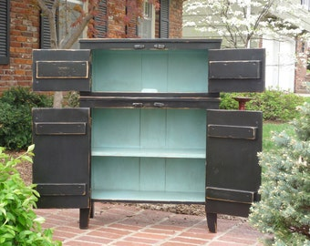 Linen Armoire Storage Cabinet