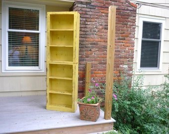 Six Foot Bookcase Shelving Unit