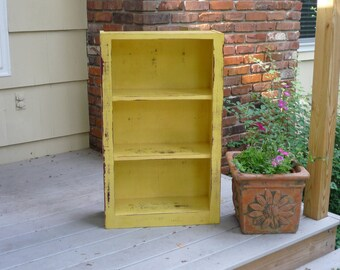 Three Foot Book Case Shelving Unit, Great for dorm room or bedroom