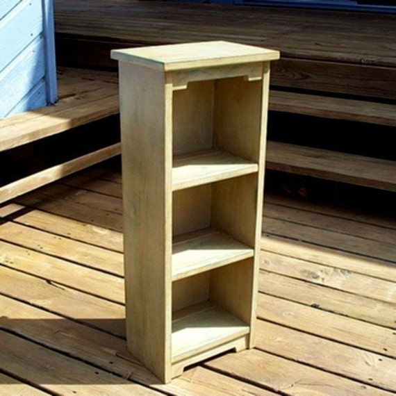 Book Case , Great storage  for CDs, DVDs and your favorite reading material
