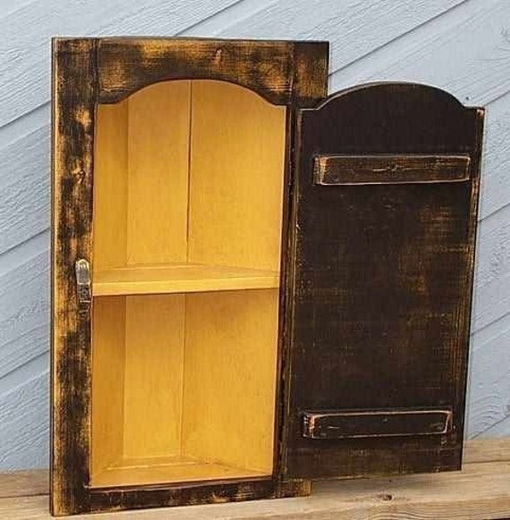Corner Cabinet, Perfect for any corner in the house.