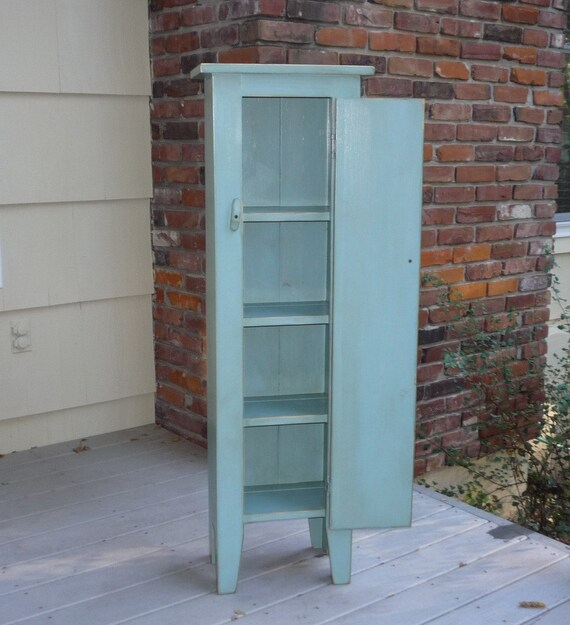Chimney Cabinet Just Right For Small Spaces