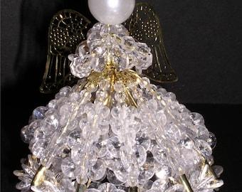 April Birthstone Angel - Diamond