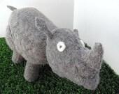 Custom Navy Rhino baby for Tinkyboo