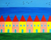 Cottages by the Beach Original