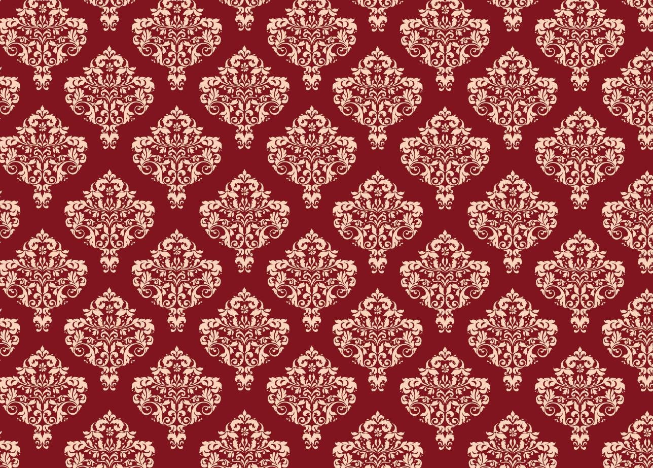 Large wall damask stencil pattern faux mural 1001 from 875 amipublicfo Gallery
