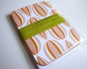 The Oranges Flat Notecard Set