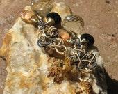 The Dusk In The Sahara Earrings by Eclettica