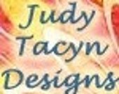RESERVED Business Card Design for Judy T