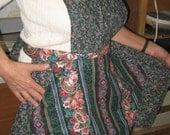 Sassy Lassy Handkerchief Apron