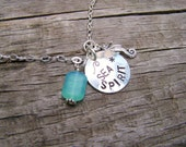 SEA SPIRIT - Sterling Silver Charm Necklace