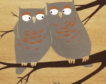 Oak Tree - Signed Art Print