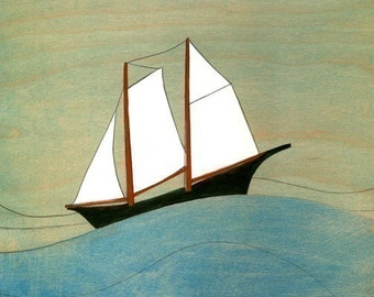 Rosemary Ruth - Signed Art Print