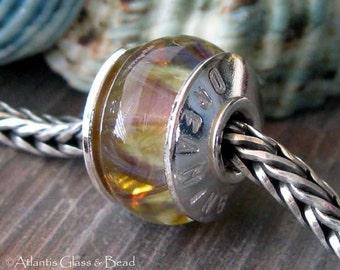 AGB boro glass lampwork beads, Dreaming...