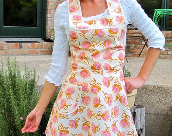 Flirty Everyday Housewife Apron