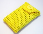 Nintendo 3DS / DSi / DS Lite Case - Bright Yellow