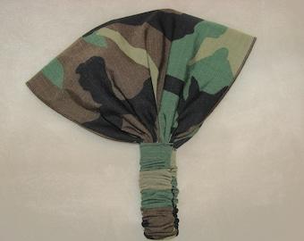 Cami Cappuccino headband bandana