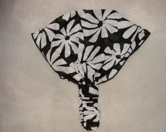 Lillian Cappuccino headband bandana