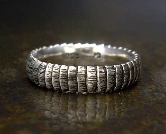 Serpent Ring Lite - Sterling Silver