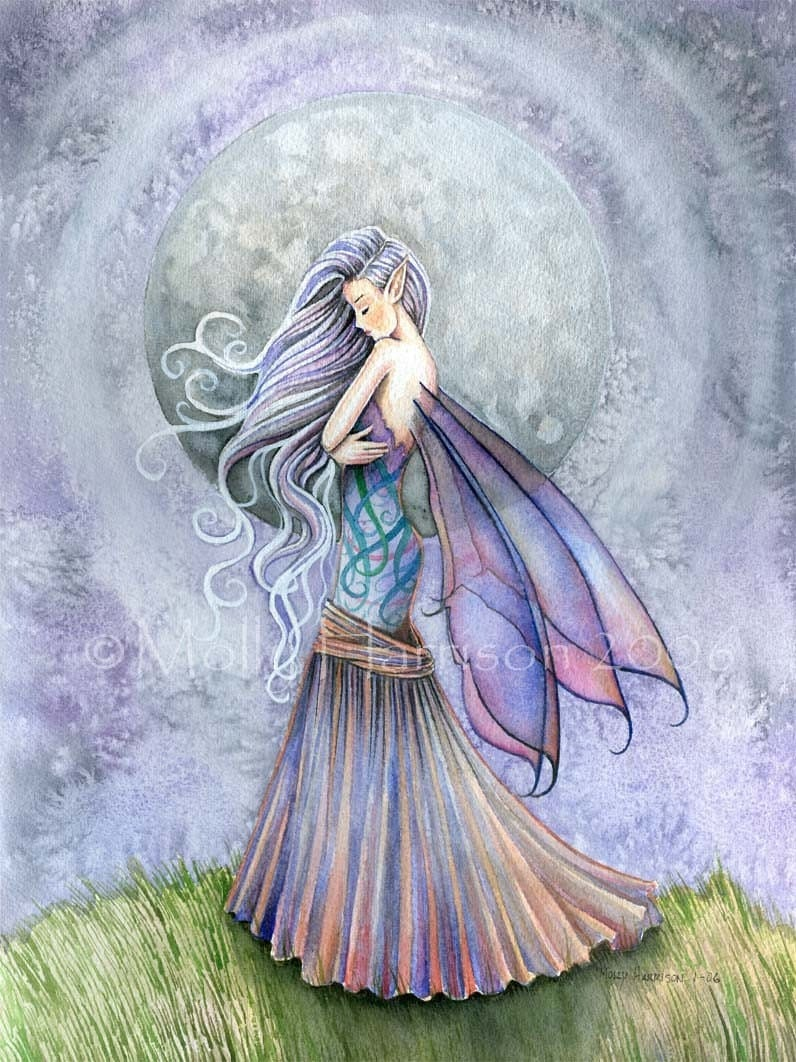 Beautiful Fairy Drawings | New Calendar Template Site