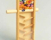 Handcrafted wooden JELLY BEAN MACHINE