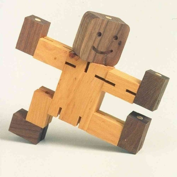 Cool Wooden Toys : Items similar to handcrafted unique wooden child toy