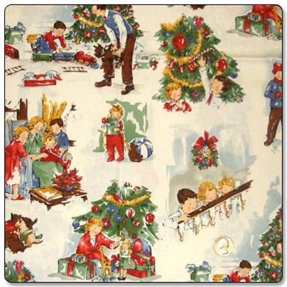 Dick And Jane Fabrics 99