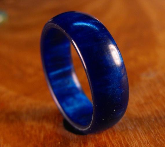 Custom Cobalt Ring