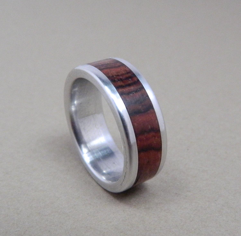 New Wood Wedding Rings Durability Wedding