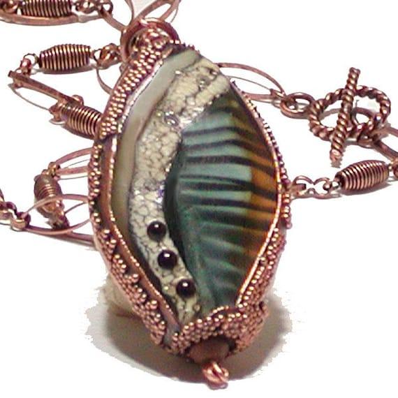Copper Tides Necklace