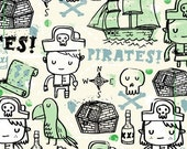 PIRATES limited edition print
