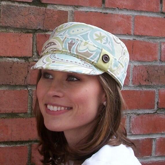 Serendipity Hat - BkmHattitude Military cap