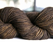 Charred - 80/10/10 Worsted (FREE SHIPPING)