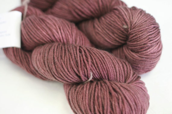 dried rose -  80/10/10 worsted