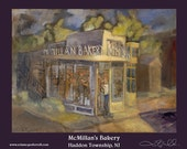 McMillian's Bakery, Haddon Township, New Jersey