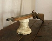 RESERVED Vintage French carnival rifle