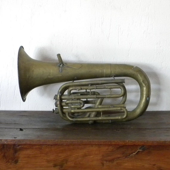 SALE Vintage alto French music instrument