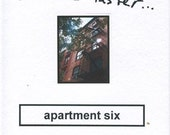 Scribble Faster 1 - Apartment 6 zine