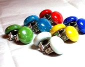 6 PAIRS CLIP-ON EARRINGS 8 DOLLARS