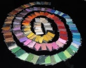 55 Different Colors of Seed Beads Grab Bag