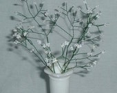 French Beaded Babys Breath