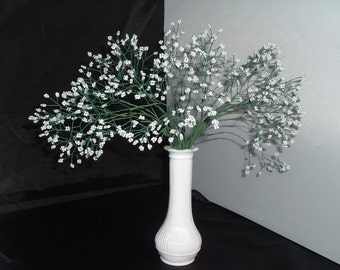 25 Sprigs of  Beaded Babys Breath Wholesale