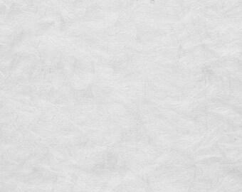 Japanese Obonai paper - white,  5 letter-sized sheets