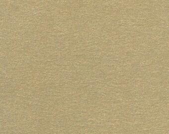"Curious Metallics Gold Leaf Cardstock - gold leaf, 25 (A7) cards - 5"" x 7"""