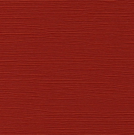 Japanese Linen Cardstock Vibrant Red 5 Sheets Of 8.5