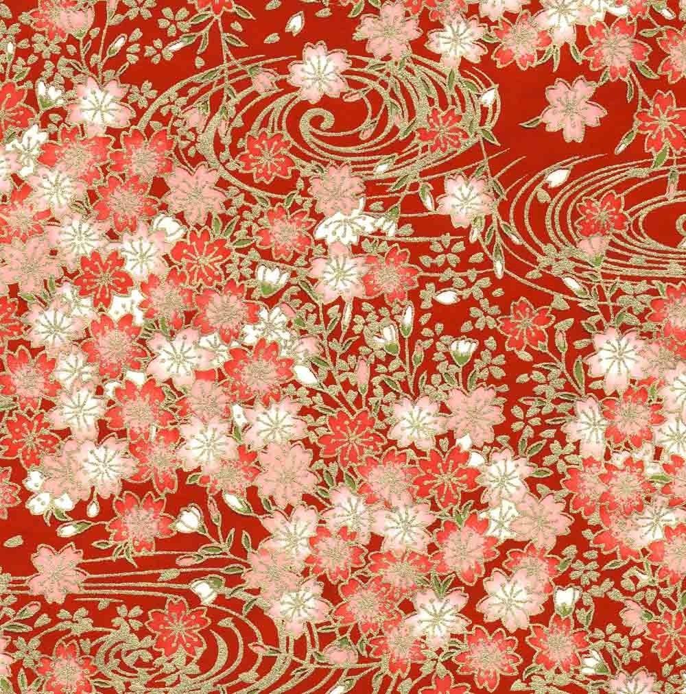 Japanese pattern paper