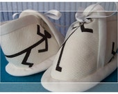 Let Us Dance baby shoes unisex from My First Baby Shoes collection