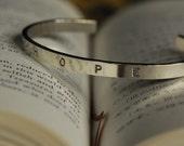 H O P E  Bracelet