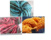 YARN OF THE MONTH CLUB , 3 MONTHS, FREE SHIPPING