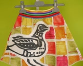 SALE kinchi Pigeon skirt, size 6 to 7